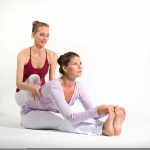 Yoga lernen über intensive, wöchentliche Einheiten