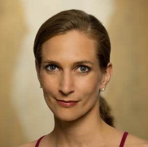 Portrait der Wiener Yoga Lehrerin Verena Gayatri Primus